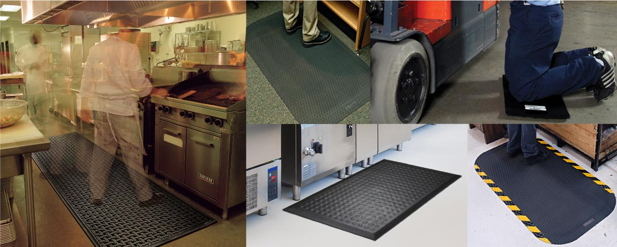 Anti-Fatigue Work Mats