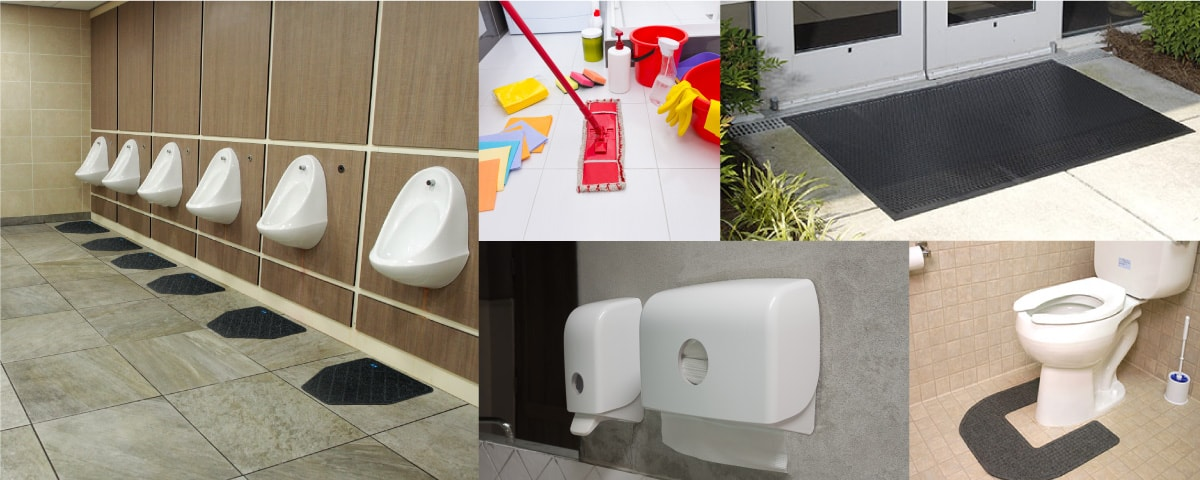 Restroom Mats & Janitorial Supply