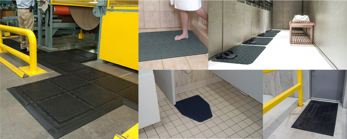 Traditional Safety Mats